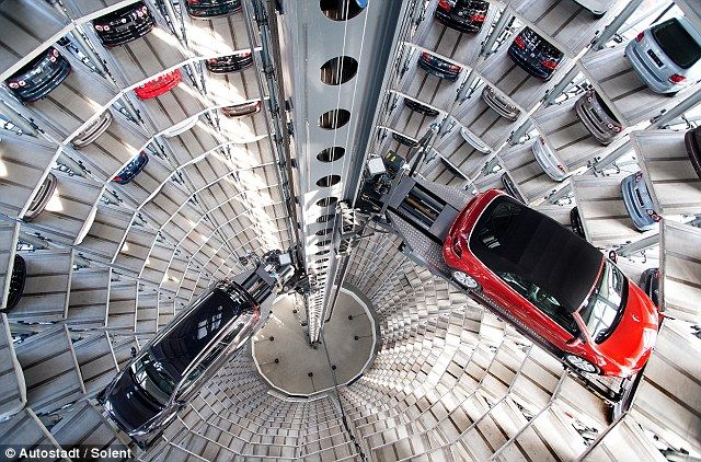 High Rise Carpark