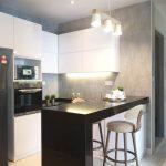 mutiara rini cluster house kitchen island