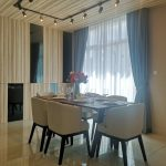 mutiara rini cluster house dining room with table