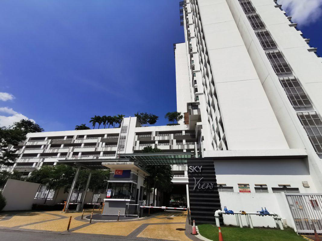 sky view @ bukit indah
