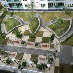 seasons luxury 2 rooms  condominium 853 sq.ft builtup lease at rm 1,300 in jalan dato abdullah haji othman taman dato onn larkin johor bahru johor malaysia #766