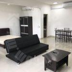 perling height studio  condominium 640 square foot built-up rent at rm 1,300 at jalan persiaran perling 1, taman perling, johor bahru, johor #423