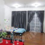 nusa height studio with id design residential apartment 520 square feet built-up rent from rm 1,200 at lebuhraya persisiran pantai jb - nusajaya #844