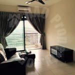 the garden residence 2 rooms serviced apartment 825 square-feet built-up lease from rm 1,300 on jalan gelang patah, taman mutiara rini, skudai #477