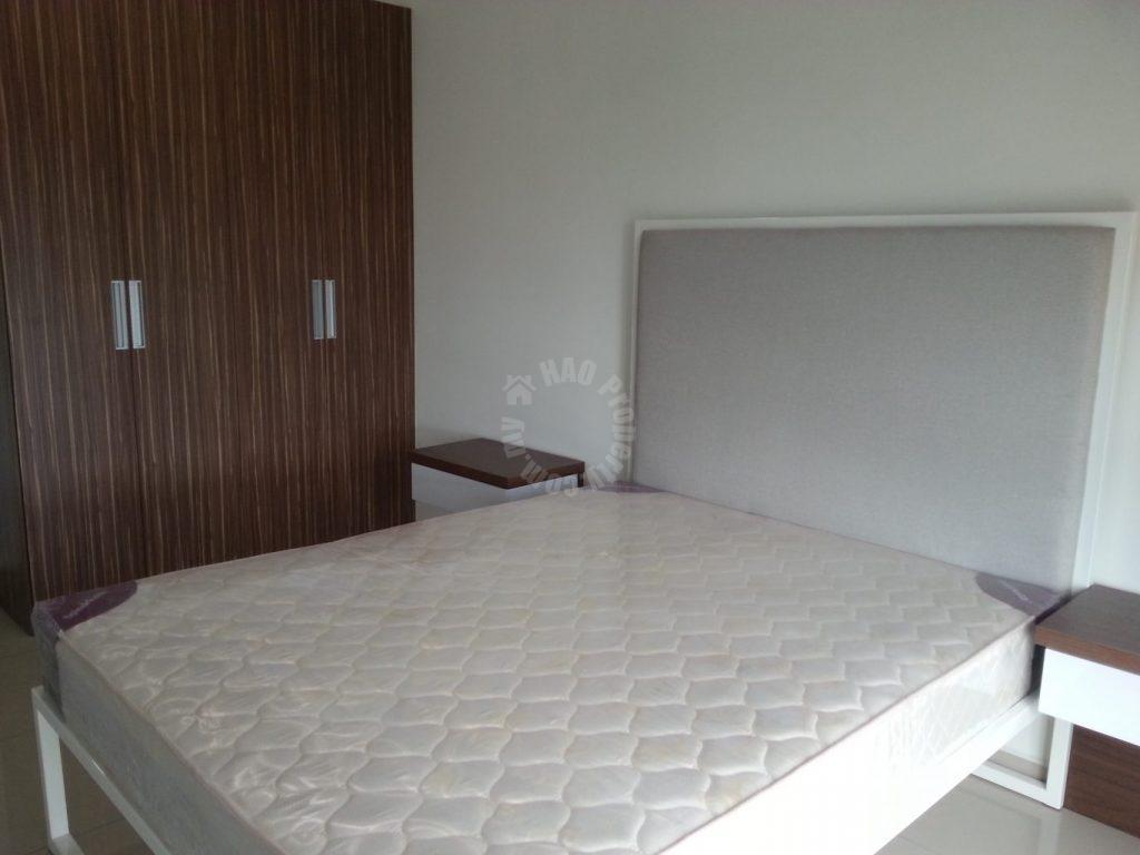 season luxury 2 room  serviced apartment 853 square feet built-up rent at rm 1,300 in jalan dato abdullah haji othman taman dato onn larkin johor bahru johor malaysia #533
