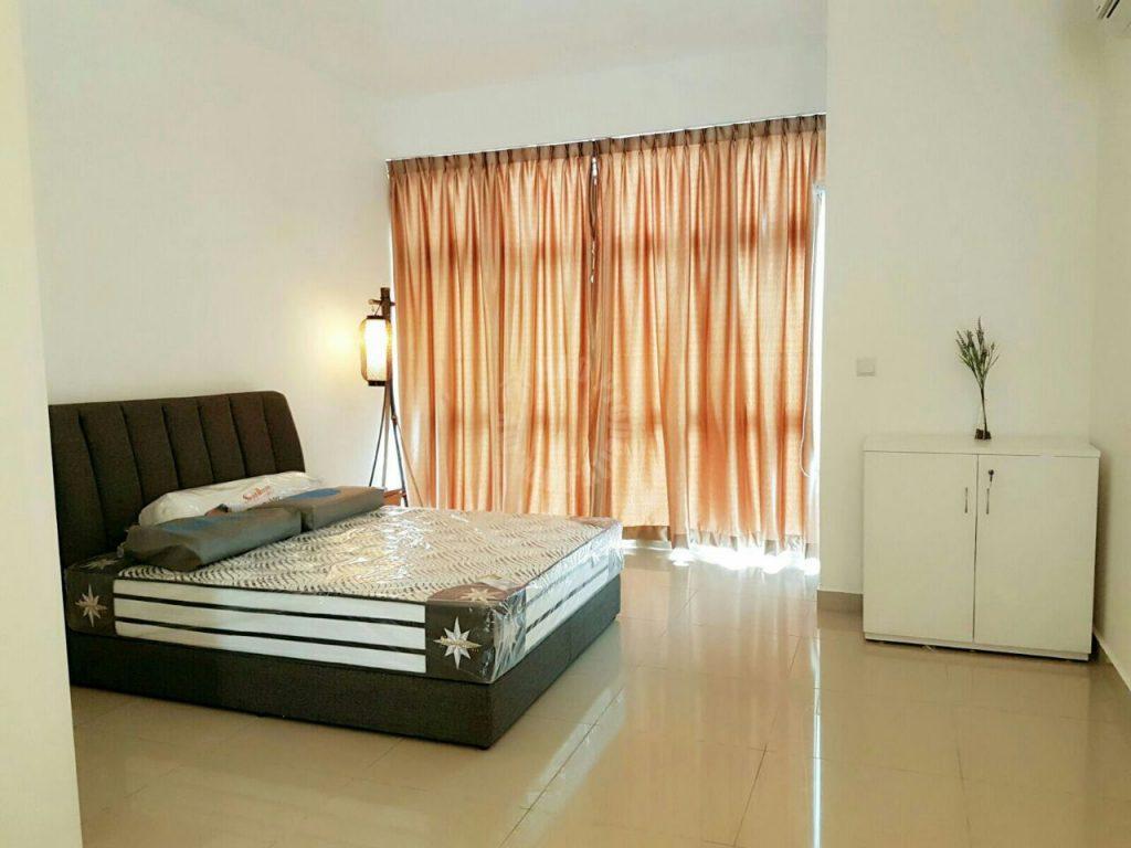 twin galaxy studio  serviced apartment 560 sq.ft builtup rent price rm 1,500 on jalan dato abdullah tahir, johor bahru, johor bahru, johor #917
