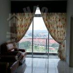 senai garden  highrise 714 square foot built-up rent from rm 1,200 on taman impian senai, senai, johor, senai, johor #334