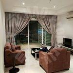 ksl d'esplanade residence 2 rooms w/private lift serviced apartment 1250 square-foot built-up lease at rm 2,800 in jalan seladang taman abad johor bahru johor malaysia #593