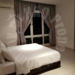 ksl d'esplanade residence 2 rooms w/private lift condo 1250 square-feet builtup lease at rm 2,800 on jalan seladang taman abad johor bahru johor malaysia #588