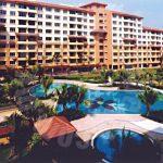 sri akasia 3 rooms serviced apartment 1028 square feet built-up selling at rm 310,000 at taman tampoi indah, johor bahru, johor #850