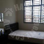 kipark 3 rooms residential apartment 850 square-feet builtup selling from rm 295,000 at jalan titiwangsa utama taman tampoi indah johor bahru johor malaysia #1063