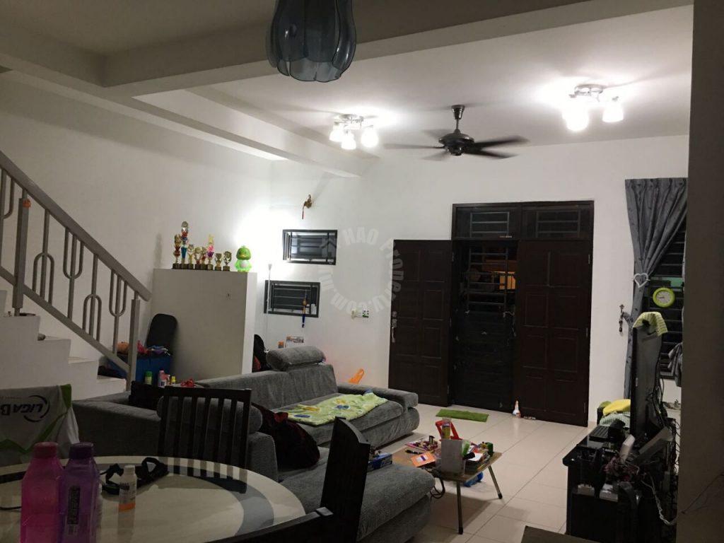 avenue 8  2 storeys terrace house 22x70 selling from rm 650,000 in jalan bukit indah 8/x, bukit indah, nusa jaya, johor #1351