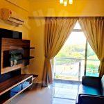 d'inspire 3 rooms  condo 987 square-foot builtup selling at rm 950,000 on jalan bestari 12/2 taman nusa bestari, skudai, nusa bestari, johor #1243