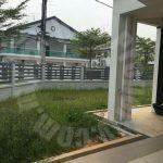 jalan cempaka bandar indahpura corner 2 storey link residence 3046 square feet builtup sale from rm 850,000 in jalan cempaka 36/x, bandar indahpura #1445