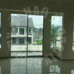 jalan cempaka bandar indahpura corner 2 storeys link home 3046 square-feet builtup sale price rm 850,000 at jalan cempaka 36/x, bandar indahpura #1444