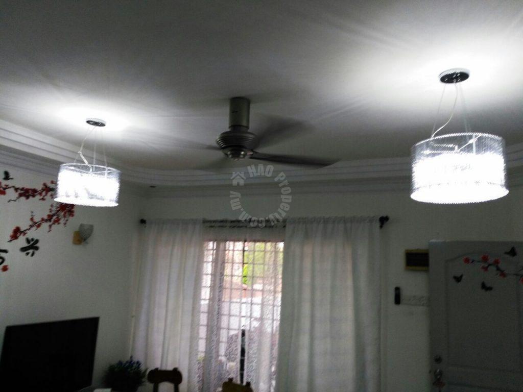 desa baiduri  2 storeys terrace home 24x65 sale price rm 520,000 in jalan baiduri x, taman desa baiduri, kulai, johor #1417
