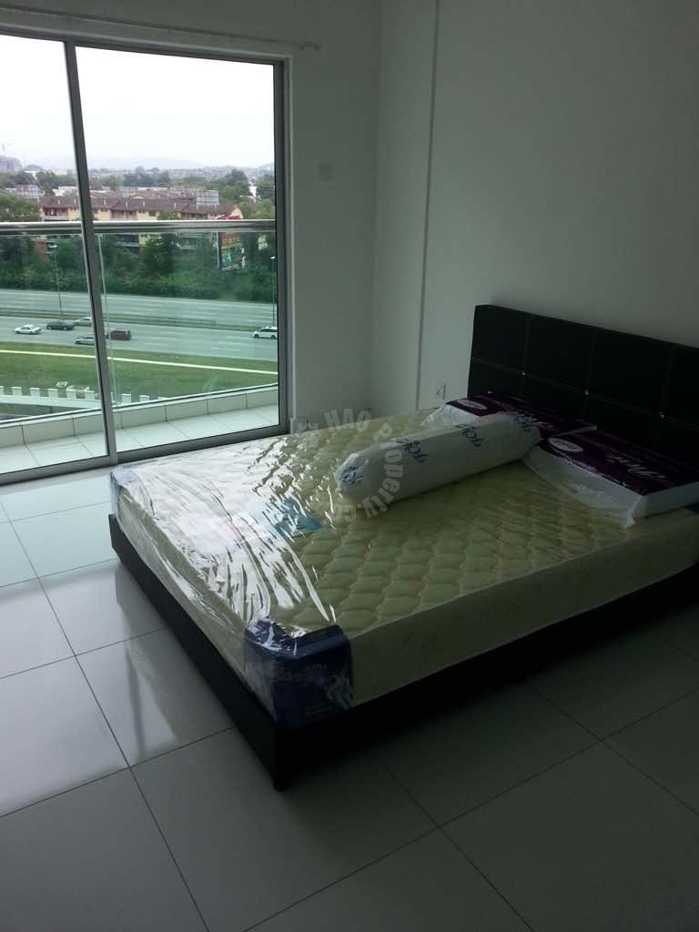 jentayu residensi 3 rooms  apartment 954 square feet built-up rent from rm 1,500 in jalan tampoi johor bahru johor malaysia #1387