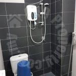 jentayu residensi 3 rooms  condominium 954 square foot builtup rent from rm 1,500 on jalan tampoi johor bahru johor malaysia #1402