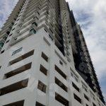 raffles suites  condominium 700 square foot builtup lease price rm 1,400 on persisiran sutera danga bandar uda utama johor bahru #1143