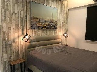 sky oasis 2 room serviced apartment 856 square-feet builtup selling from rm 380,000 at setia indah #3269