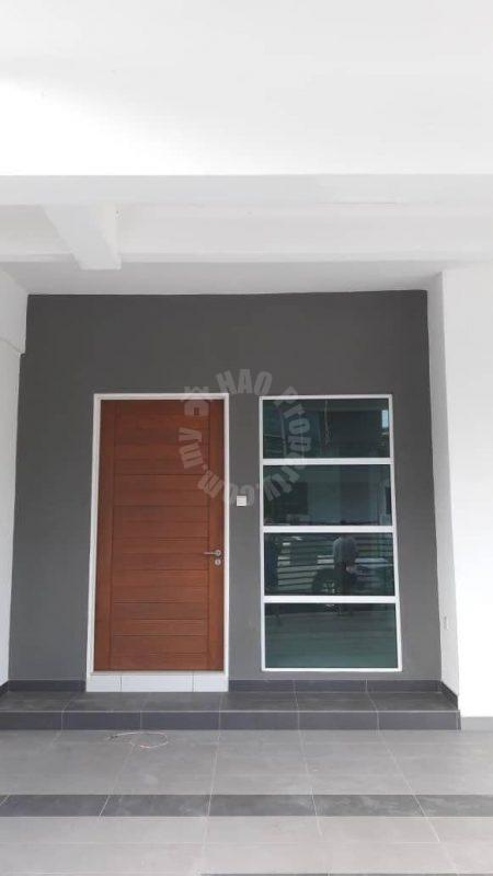 austin height , kiara 1 @ mount austin cluster 2 storey villa home 2380 square-foot built-up rental price rm 2,100 in jalan austin heights x #3181
