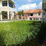 taman nusa idaman endlot 56×75 double storeys link home 4200 square foot built-up selling price rm 908,000 at jalan idaman taman nusa idaman, bukit indah, iskandar puteri, johor #3086