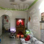 taman nusa bestari 2  1 storey link house 1400 square feet builtup sale at rm 458,000 on jalan nb2, skudai #2348