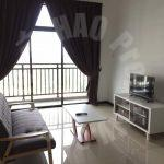 molek regency studio  condominium 640 sq.ft built-up rental from rm 1,300 on persiaran bumi hijau, taman molek #3319