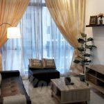 sky88 2 room  residential apartment 743 square foot built-up lease at rm 2,200 on jalan dato abdullah tahir, johor bahru, johor, malaysia #3104
