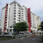 d'larkin residence larkin 3 room serviced apartment 1000 square foot built-up sale price rm 340,000 on larkin #2634