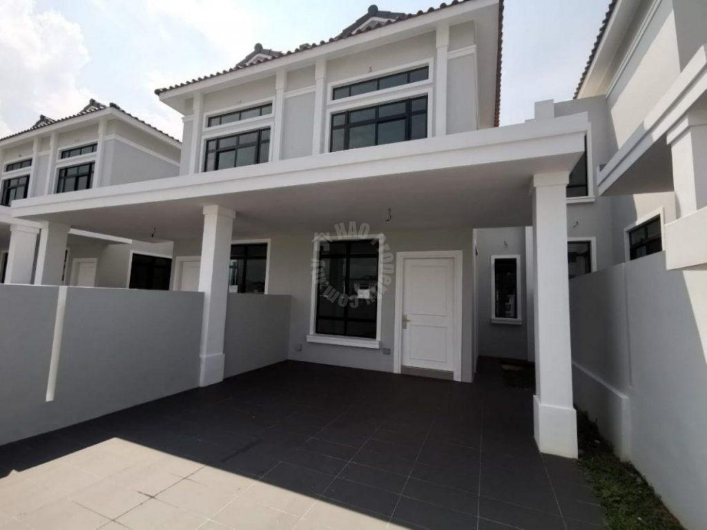 eco tropic harrison@kota masai double storeys terraced residence 1600 square foot builtup selling at rm 528,000 in jalan kota masai, taman kota masai, pasir gudang #2884