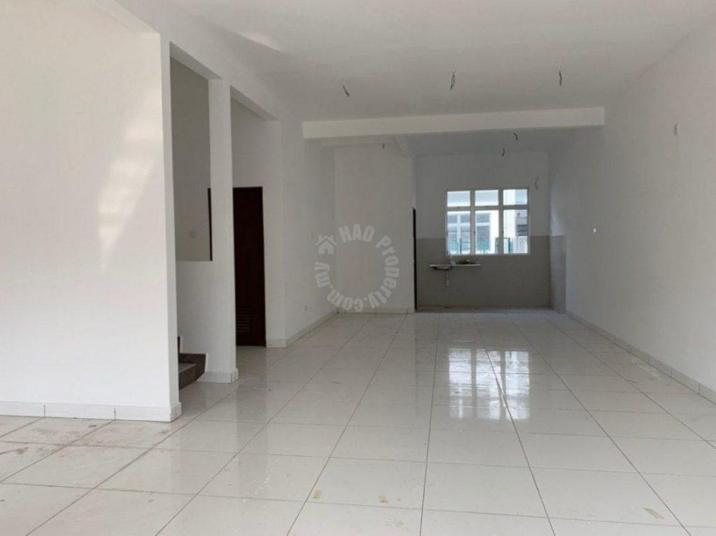 taman nusantara prima terrace house double storeys terraced home 1680 square-foot builtup 2245 sq.ft built-up selling from rm 570,000 on jalan prima x #1987