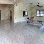 bukit indah corner 48×70 1 storey terrace house 3360 sq.ft builtup sale at rm 600,000 at jalan indah 4/x #3071
