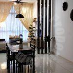 sky88 2 room  residential apartment 743 square-feet builtup rental at rm 2,200 at jalan dato abdullah tahir, johor bahru, johor, malaysia #3109