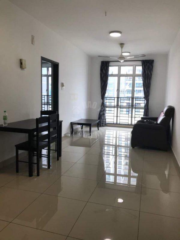 d'ambience studio  condominium 518 square foot builtup rental at rm 1,100 #2533