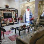 taman bukit mewah 300k renovated  2 storey terraced residence 1400 square foot builtup sale price rm 590,000 on jalan mewah ria x, skudai #3446