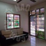 taman bukit indah corner house 1 storey link residence 1870 square-feet builtup selling price rm 640,000 at jalan indah 1/x #2026
