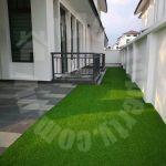 eco botanic cluster house 32×70 double storey mansion home 2240 square feet built-up lease price rm 3,800 in taman eko botani, nusajaya, johor, malaysia #3137