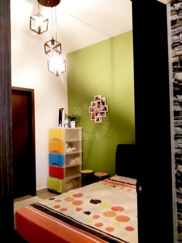 d'secret garden 2room  highrise 939 square-foot builtup rental at rm 1,500 in taman kempas indah, johor bahru, johor, malaysia #3118