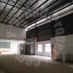 kempas utama semi detached  one-and-a-half-storeys warehouse 5000 square feet built-up 8000 square foot built-up selling from rm 2,100,000 at jalan kempas utama x #1943