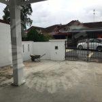 taman mutiara rini  single storey link home 1540 square-feet builtup sale price rm 438,000 on jalan bakti x #3050