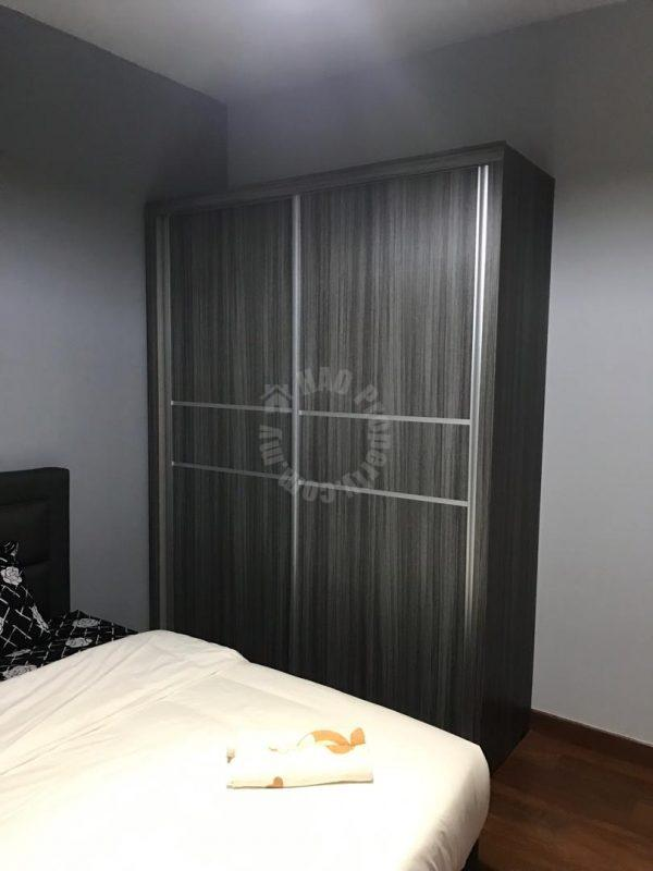 laguna heights luxury 4+1 room big  condo 2750 square-foot built-up rental price rm 3,500 on laguna heights, taman laguna #2692