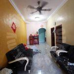taman nusa bestari 2  single storey link home 1400 square-feet builtup sale from rm 450,000 in jalan nb2, skudai #2354