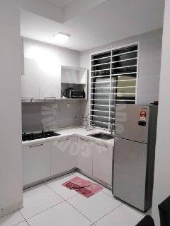 platino 1 room apartment 517 square-foot builtup selling from rm 300,000 #2574