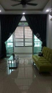 midori green 3 room condominium 1033 square foot built-up selling from rm 490,000 on jalan mutiara emas 8 #2582