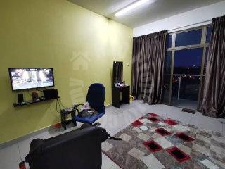 palazio mount austin studio residential apartment 484 sq.ft builtup selling price rm 210,000 #2591