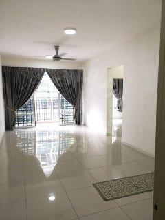 greenfield regency 3 room apartment 961 square foot builtup selling price rm 380,000 on greenfield regency service apartment, jalan skudai lama #3326