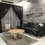 sky oasis 2 room condo 856 square feet builtup sale at rm 380,000 at setia indah #3275