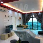 sky loft premium suites highrise 833 square feet builtup sale at rm 465,000 at bukit indah #3338