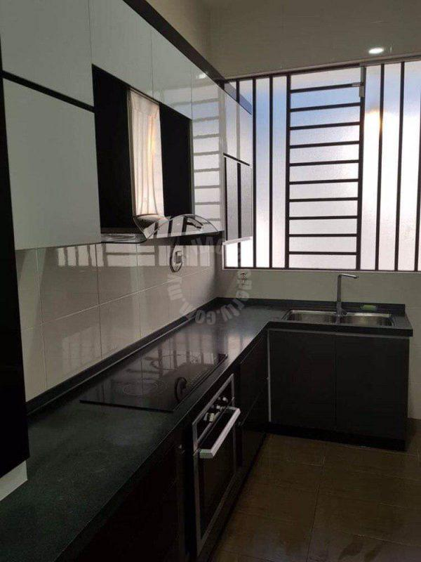 bukit indah semi detached house 2 storey semi-detached residence 3158 square-feet built-up 3200 square feet built-up sale at rm 1,230,000 on jalan indah 14/x #2139